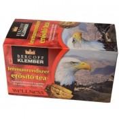 Klember immunitást növelő tea filteres