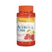 VK C-vitamin Acerola rágótabletta 500 mg 40 db